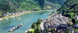 St Goar Romantic Rhine