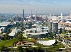 Volkswagen autostadt site