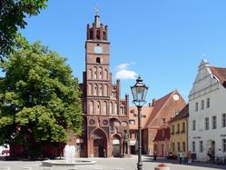 Brandenburg city hall