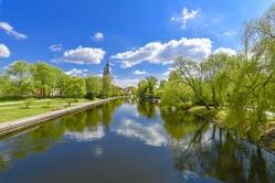 Havel bike route