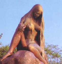 Lorely statue