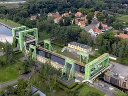Magdeburg shiplift