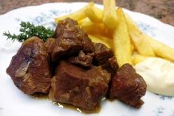Fries stew