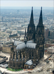 Cologne Cathedral 'Dom'