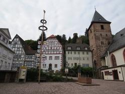 Hirschhorn Market square