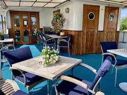 Terras onboard Merlijn