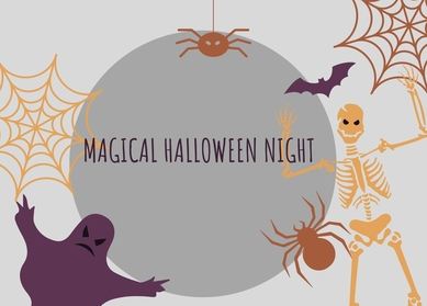 Magical Halloween night