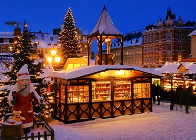 Merlijn's magical Christmas cruise | 'Along the German Chritmas markets